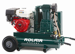Wheeled Portable Air Compressors