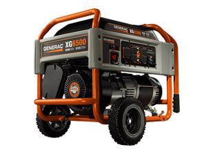 Generac gp6500 6500 Watt Generator